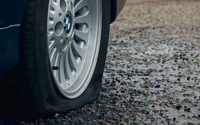 How often should you check your tyre pressures and tread depths?