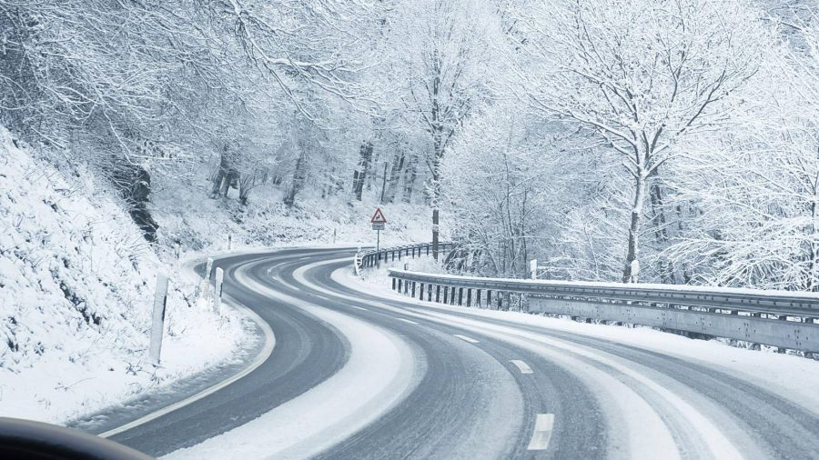 How to stay safe in winter on the roads