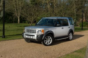 Discovery SUV for hire
