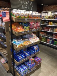 American sweets and candy supplied in Cambridge Barton