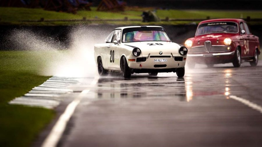 classic cars at goodwood revival 2017