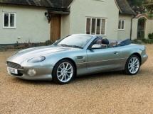 Aston Martin DB7 Volante V12