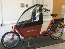 Dutch Electric classic short Bakfiets Cargo box Bike