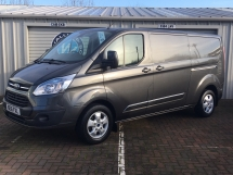 Ford Transit Custom 2.2 TDCi 290 L2H1 Limited