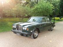 Rolls Royce Silver Shadow Ii Auto 6.8 4d Saloon Petrol