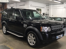 Land Rover Discovery 4 3.0 SD V6 Panel Van