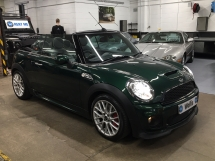 Mini Convertible 1.6 John Cooper Works 2dr