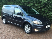 Volkswagen Caddy Maxi 2.0 TDI C20 BlueMotion Tech Highline DSG 5dr